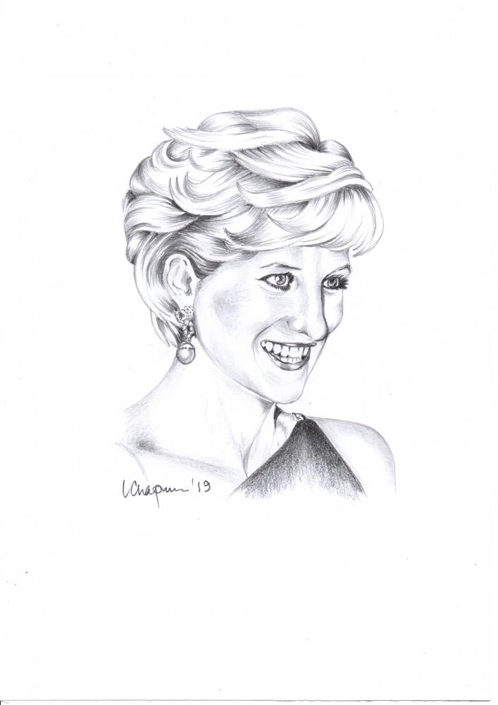 Lady Diana par TinkerTailor